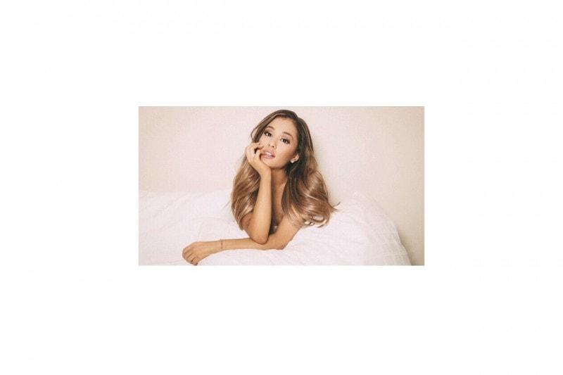 Ariana Grande capelli: effetto Ècaille