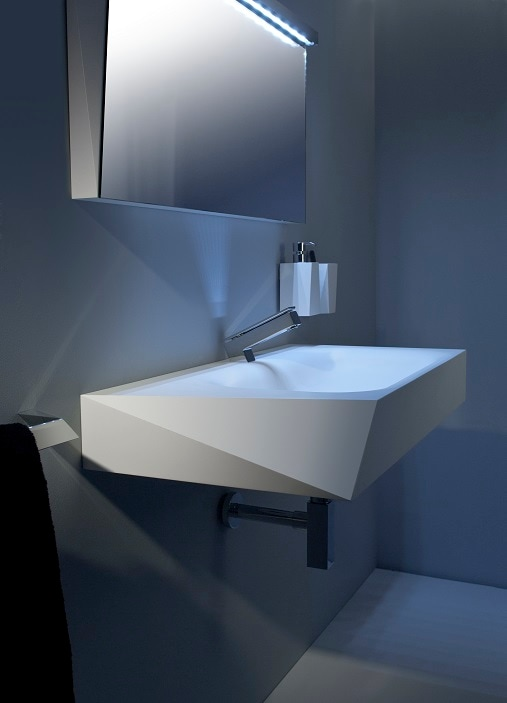 I lavabi Freeze di Bertocci