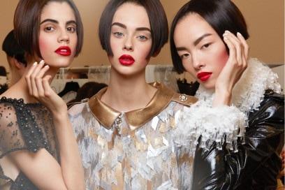 Chanel Haute Couture A/I 2015-2016: fresca bellezza