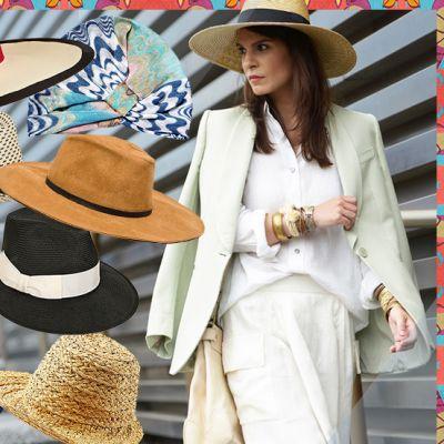 Cappelli: le tendenze per l'estate 2015