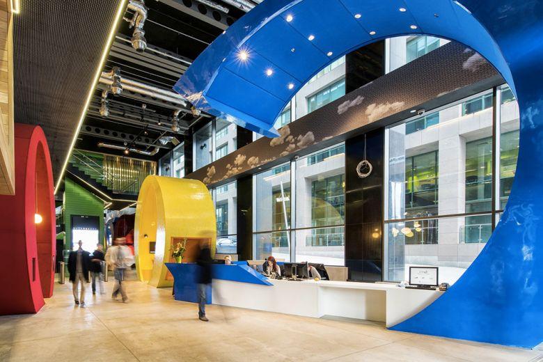 Google: le 5 sedi più incredibili