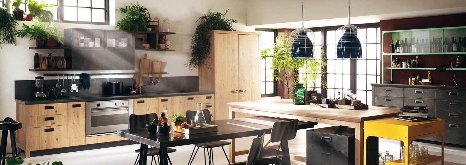 Beautiful Cucine Stile Industriale Ideas - Acomo.us - acomo.us