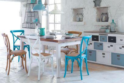 Tavoli in legno, per una cucina al naturale