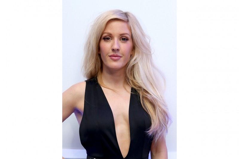 Ellie Goulding trucco: look naturale