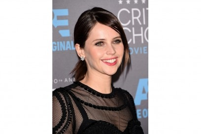 Felicity Jones trucco: gote bonne mine