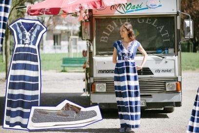 2967d439114c2 La PE 2015 di WeekEnd Max Mara indossata da Maria Host