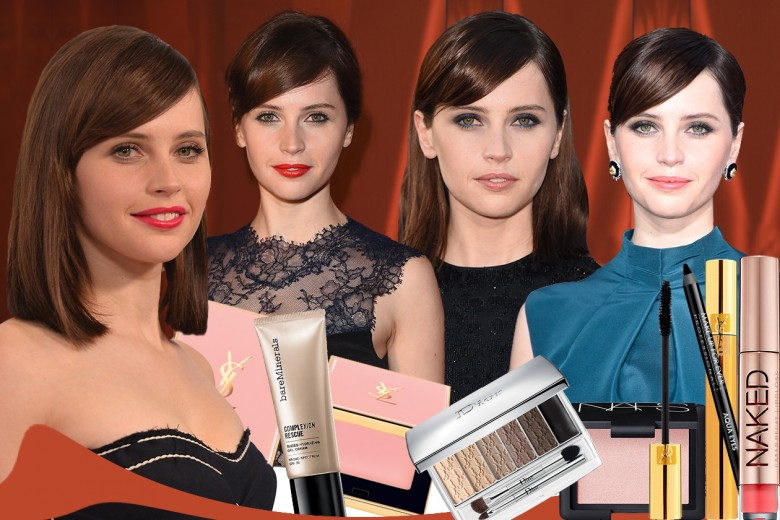Felicity Jones: i suoi beauty look più belli