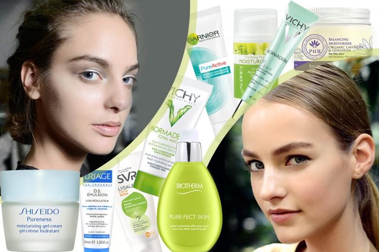 Creme viso: i migliori trattamenti del momento per la pelle grassa