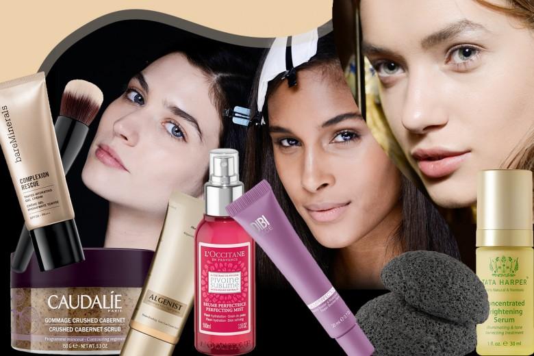 I prodotti per la beauty routine viso in estate