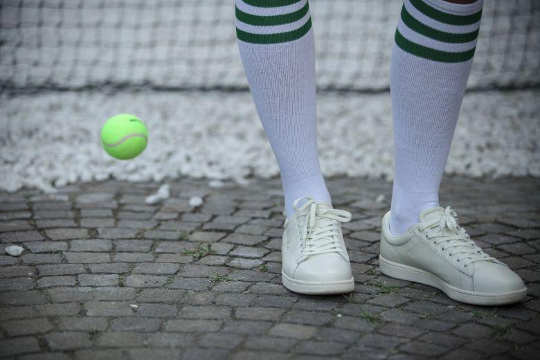 "Lacoste celebra la campagna ""Life is a Beautiful match"""