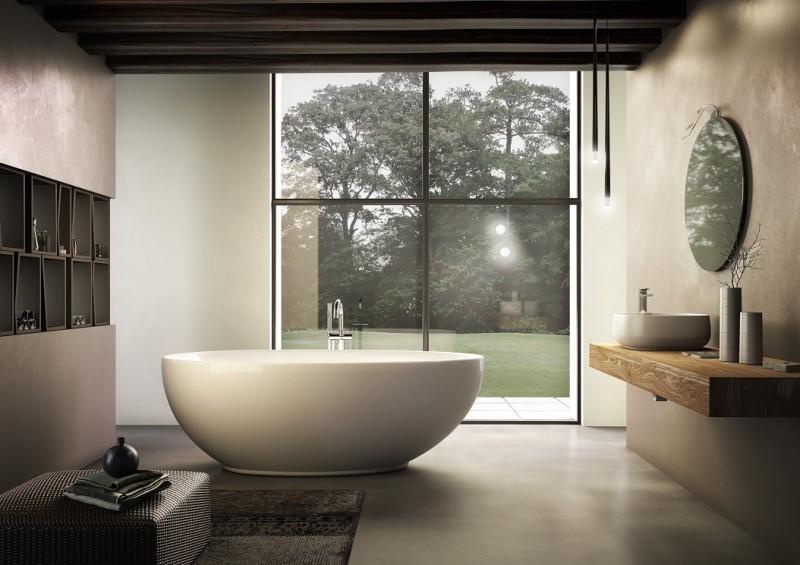 Vasche da bagno le ultime novità del grazia