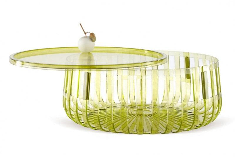 kartell panier table
