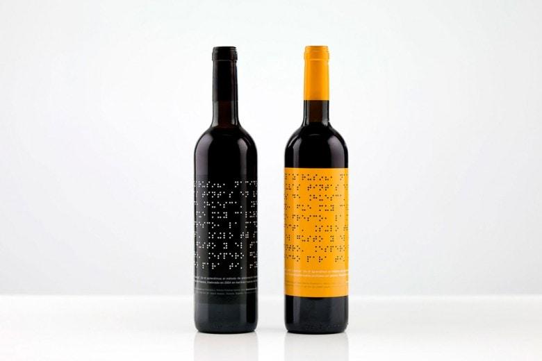 10 bottiglie vino perfette per gli amanti del design
