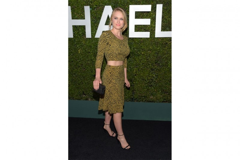 leven rambin look psichedelico