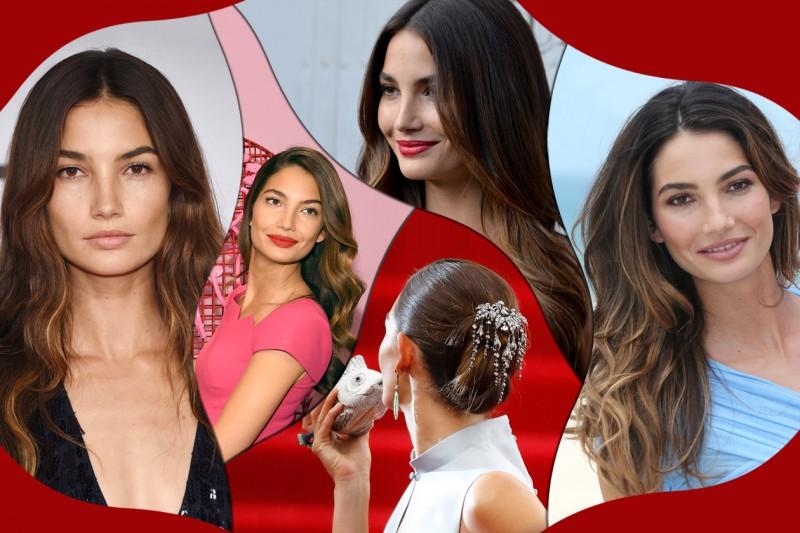 Lily Aldridge capelli: tutte le acconciature più belle