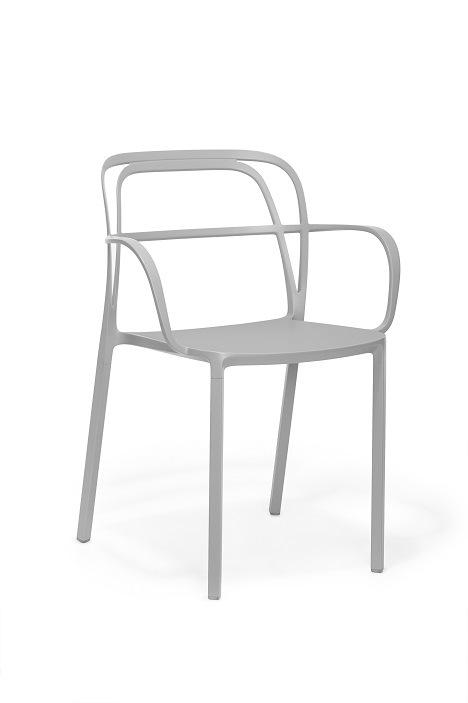 La sedia Intrigo di Pedrali