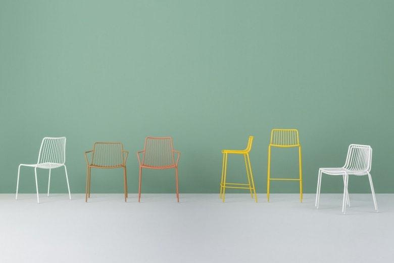 Sedie di design: le ultime novità del 2015