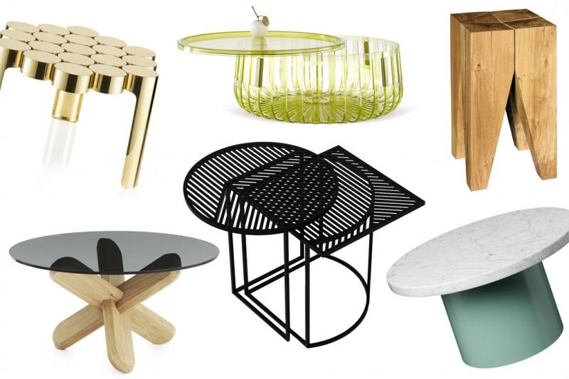 10 tavolini di design per il salotto for Tavolini di design