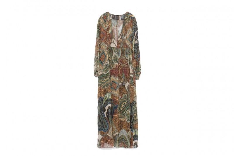 tendenza moda estate 2015 paisley zara