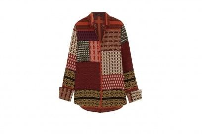Tendenza patchwork: camicia Etro