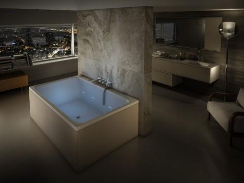 Vasca Da Bagno Teuco : Teuco: la vasca da bagno diva foto grazia.it