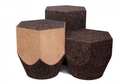 thumbs 8560 Blackcork Pencil low tables natural black white cork Luis Nascimento.jpg