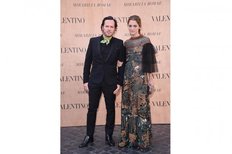 """valentino haute couture """"mirabilia romae"""""""