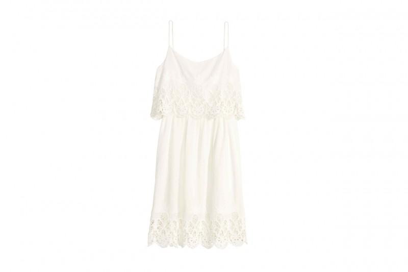 valigia per la riviera romagnola: vestito H&M
