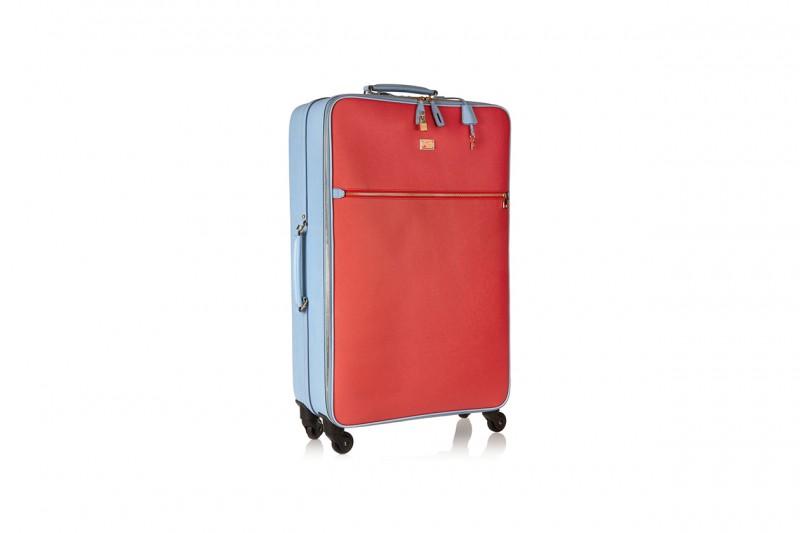 valigie e borse da viaggio: dolce&gabbana