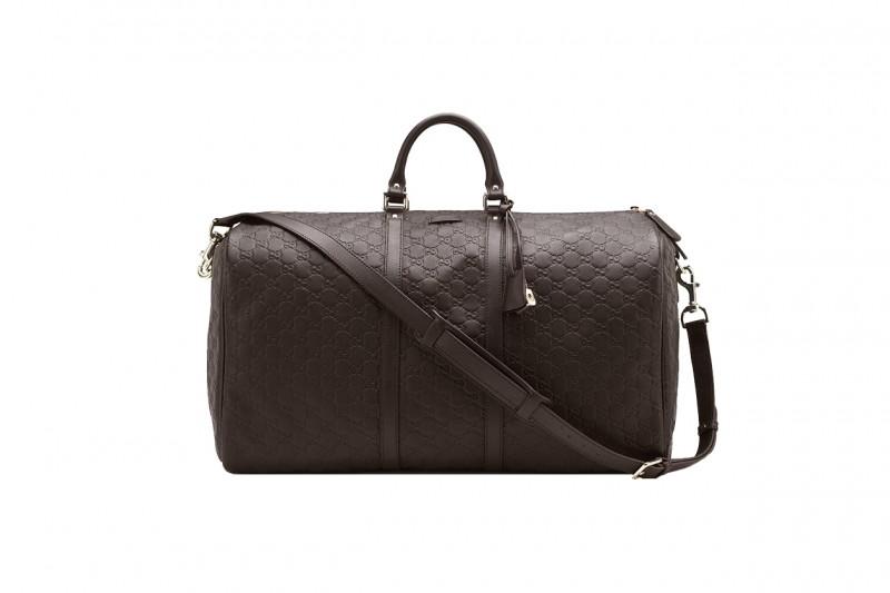 valigie e borse da viaggio: gucci