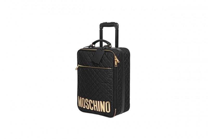 valigie e borse da viaggio: moschino