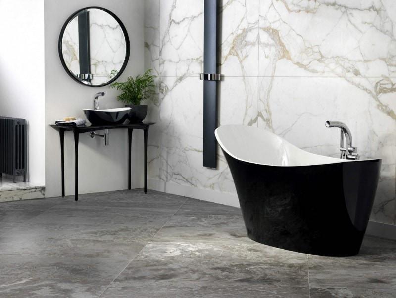 La vasca Amalfi di Victoria+Albert