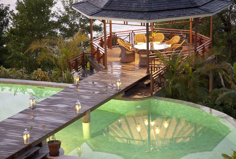 Villa Susanna: un sogno di design nel cuore dei Caraibi