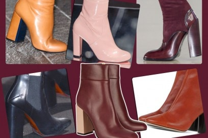 ancle boots 2015