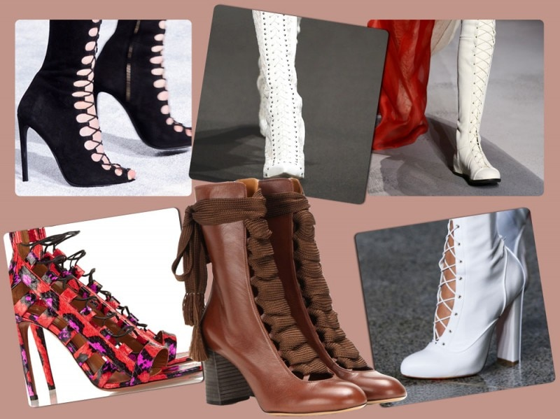scarpe gladiatore 2015