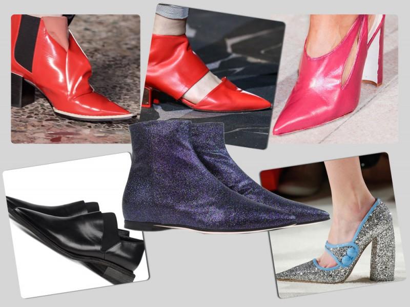 scarpe a punta 2015