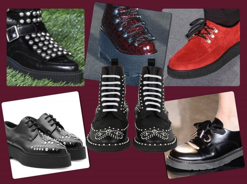 scarpe punk 2015