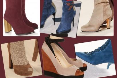 scarpe in suede 2015