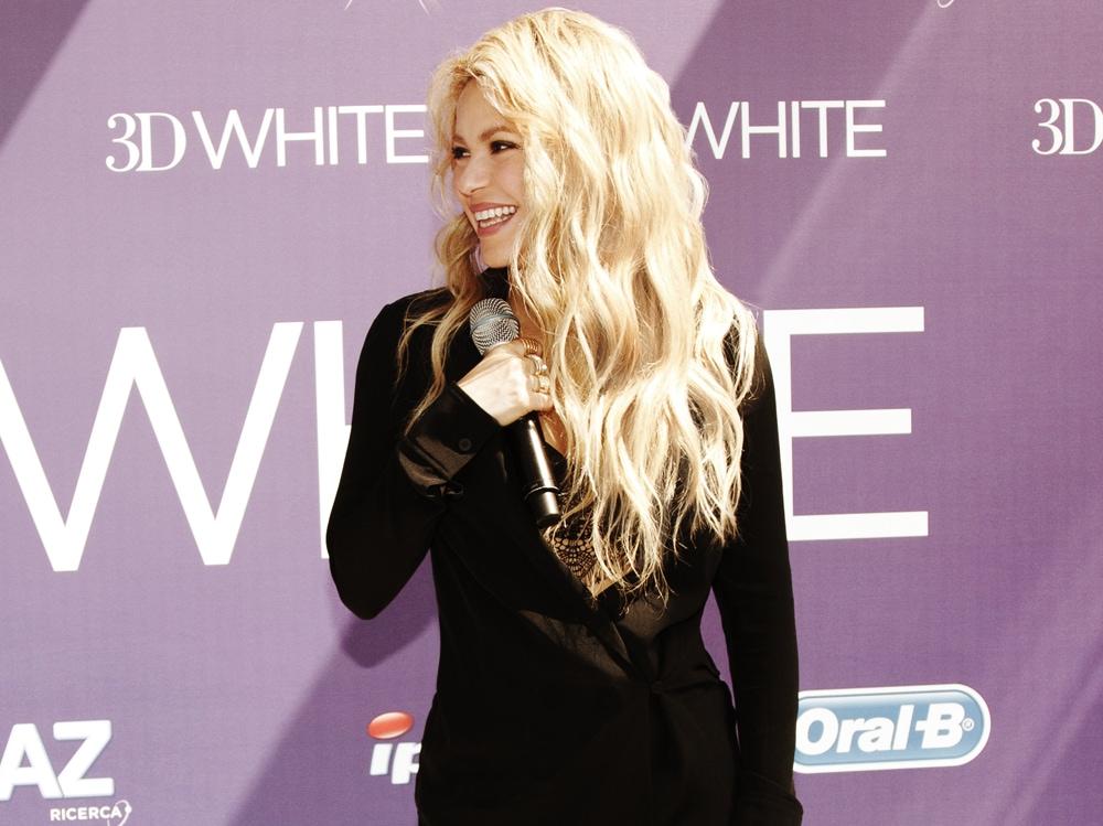 Shakira – ph. P&G Press Office