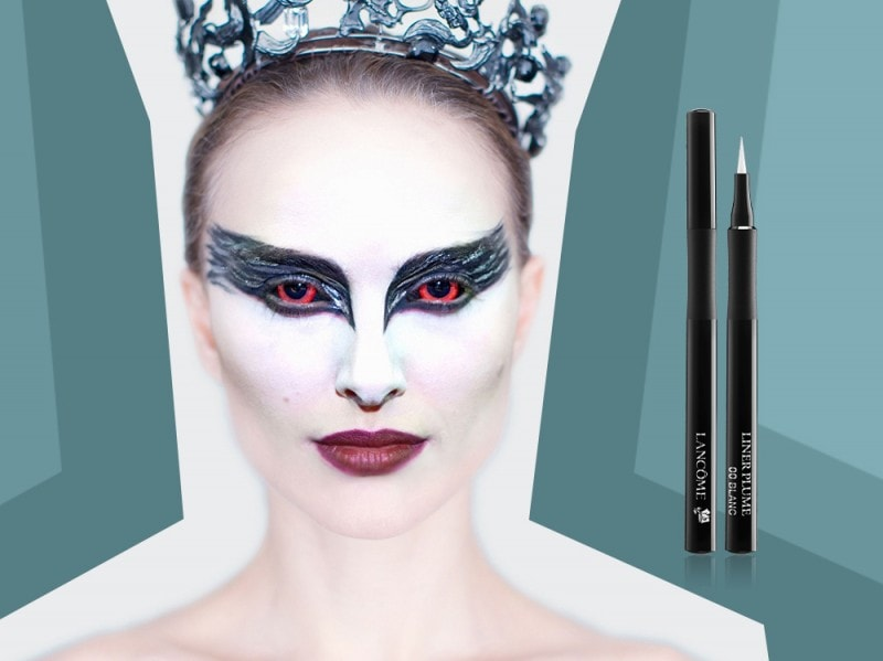 Black Swan make up Natalie Portman