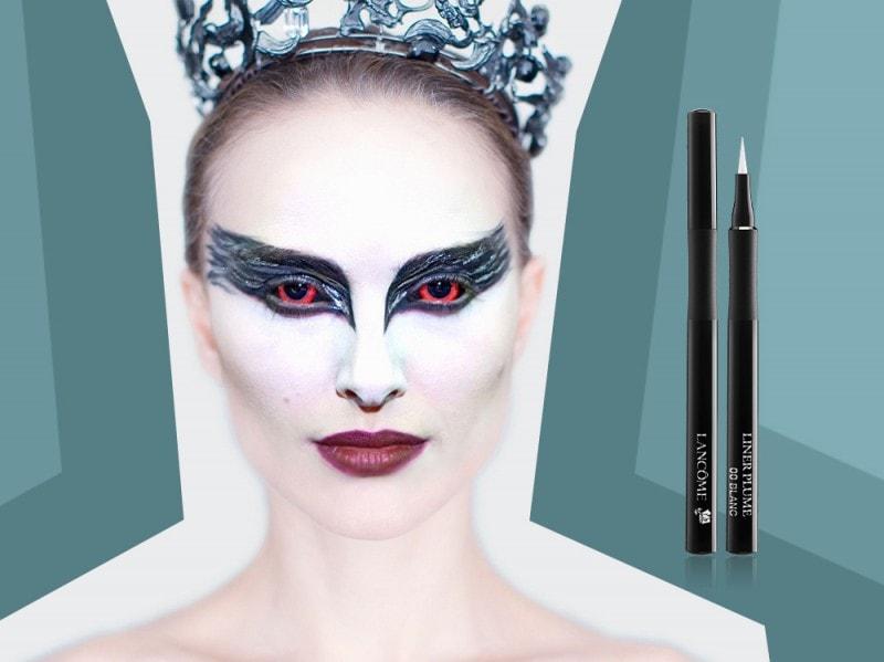 Black Swan make up Natalie Portman