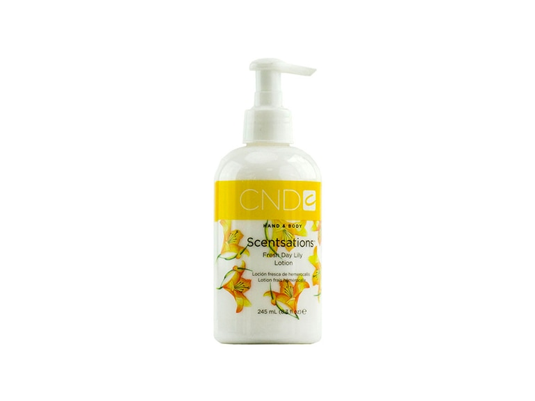 CND Scentsations Fresh Daily Lily Lotion