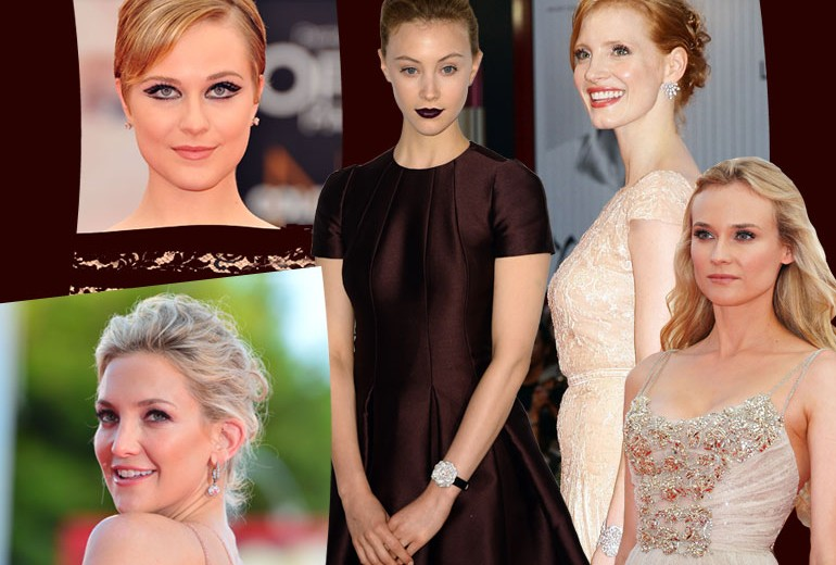 Festival di Venezia: i migliori beauty ed hair look da red carpet