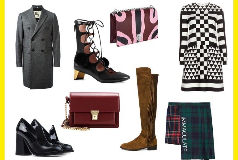 I must-have del fashion team di Grazia.it per l'a/i 2015