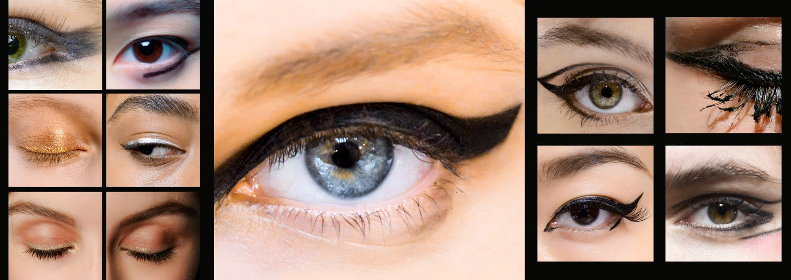 trend eyeliner AI Cover wide