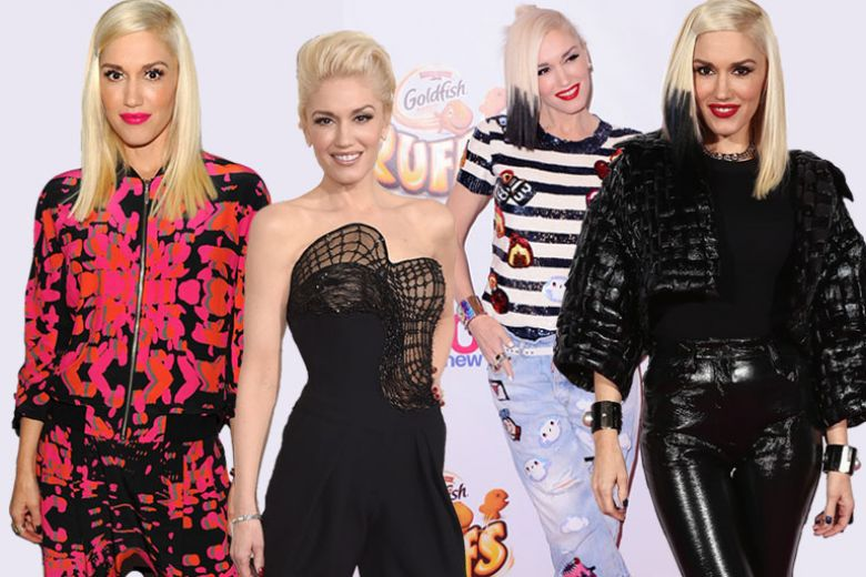 Tutti i look di Gwen Stefani