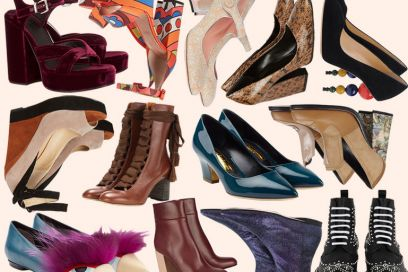 Le scarpe per l'Autunno-Inverno 2015