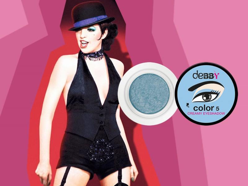 Cabaret Liza Minelli make up