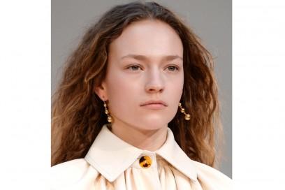 Celine capelli mossi