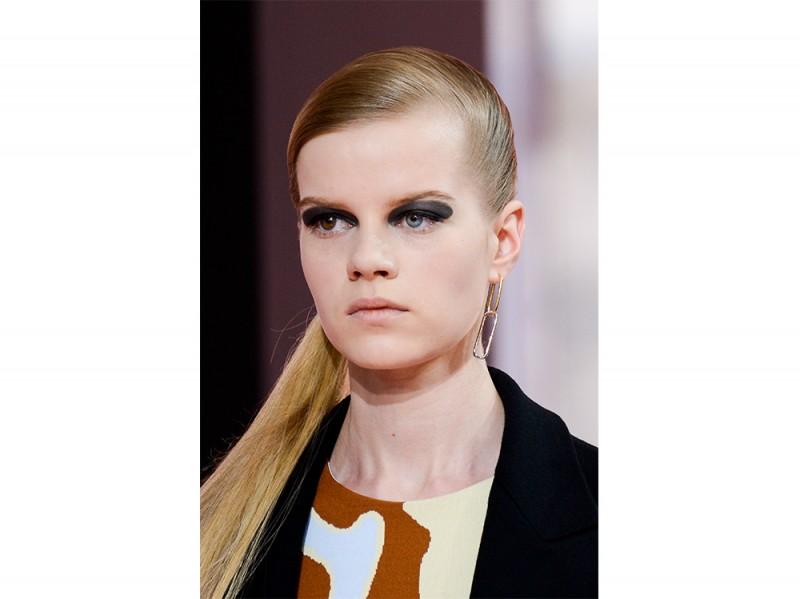 Christian Dior capelli biondi